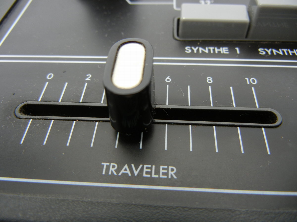 Korg Micro-Preset M500 / MP500 traveler filter