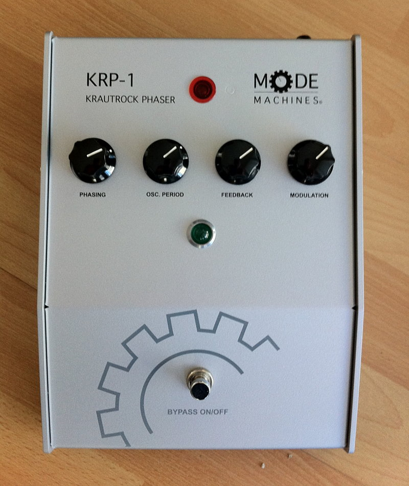 Mode Machines KPR-1 (Kraut Rock Phaser) top