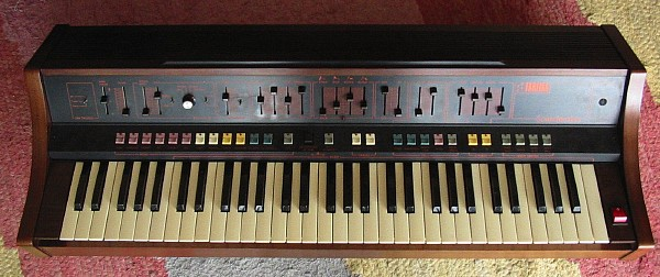 Farfisa Soundmaker overview