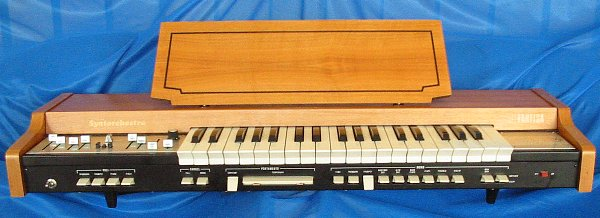 Farfisa Syntorchestra overview